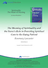 Meaning of Spirituality and the Nurse's Role in Providing Spiritual Care to the Dying Patient