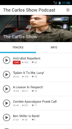 The Carlos Show Podcast