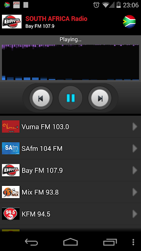 South Africa Radio - Android Apps on Google Play