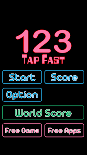 Learn 123 Number in Game - 123 Tap Fast - náhled