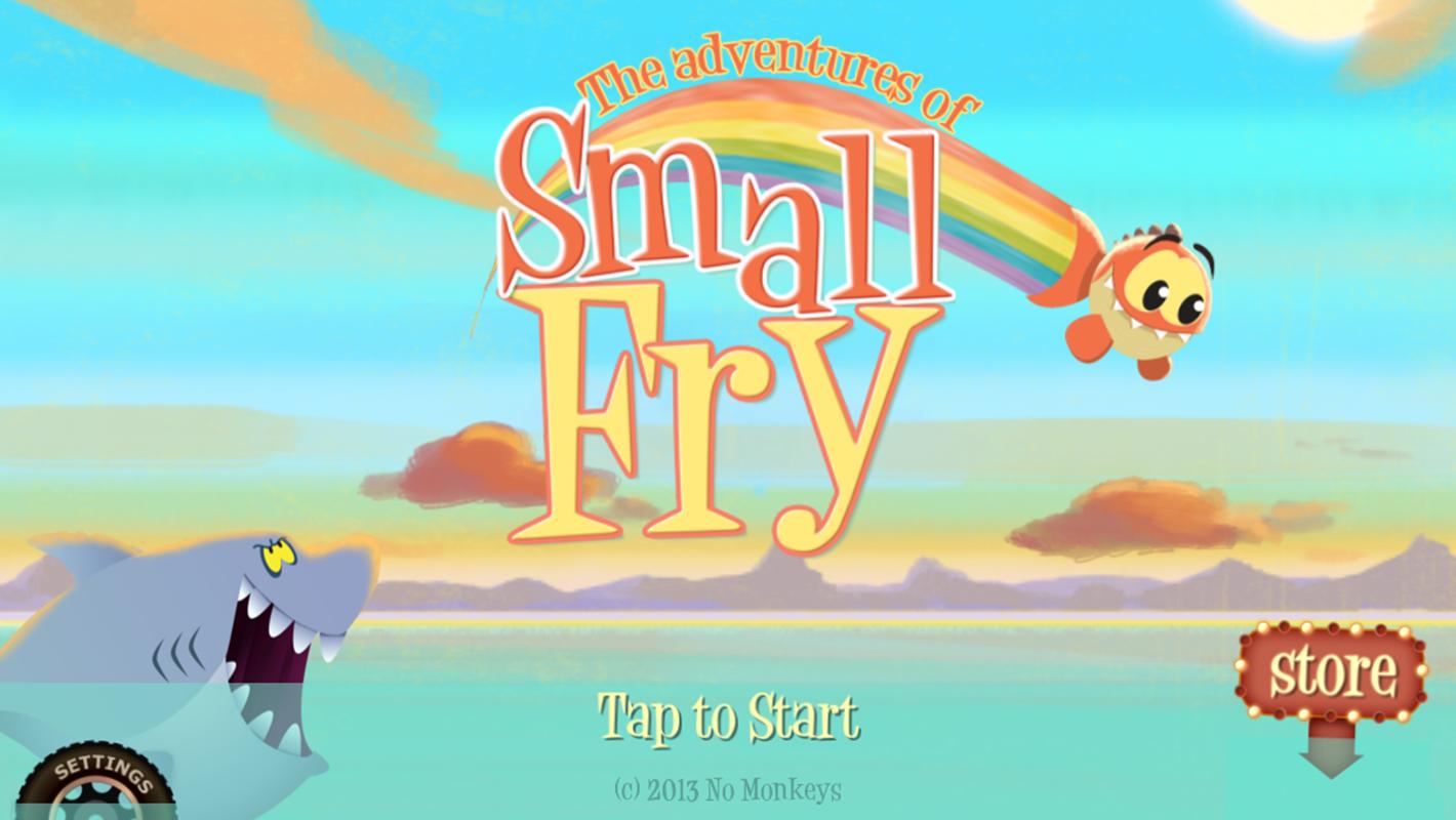 Small Fry screenshot #13
