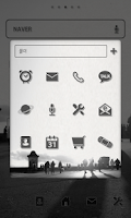 Screenshot of Following dodol launcher theme