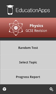 Physics GCSE Self-Assessment - screenshot thumbnail