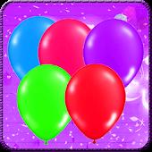 Balloons smash