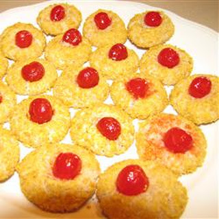 Evelyn's Cornflake Cookies.