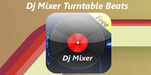 Dj Mixer Turntable Beats