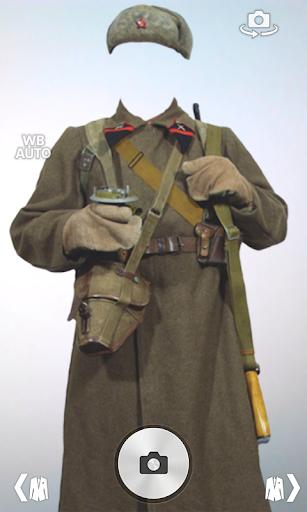 แต่งรูป ชุดทหารสงครามโลกที่ 2