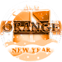 NEXT LAUNCHER OrangeNY THEME icon