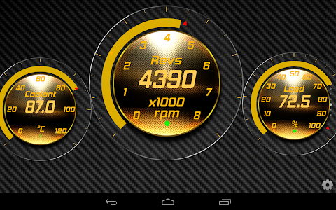 Torque Theme Glass OBD 2 screenshot 3