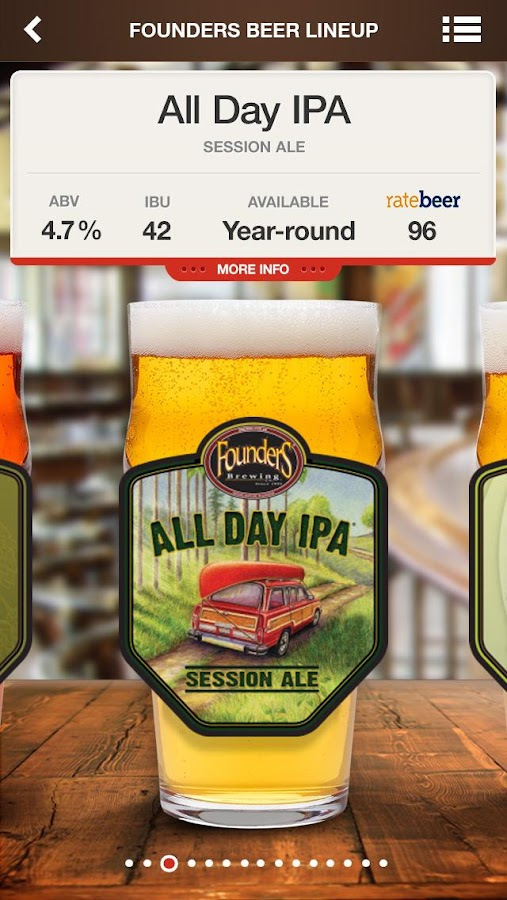 Founders Brewing Co. - screenshot