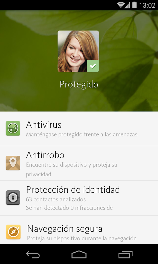 Avira Antivirus Security - screenshot