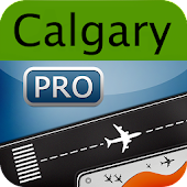 Calgary Airport+Flight Tracker