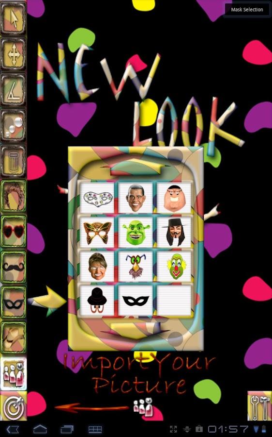New Look- screenshot