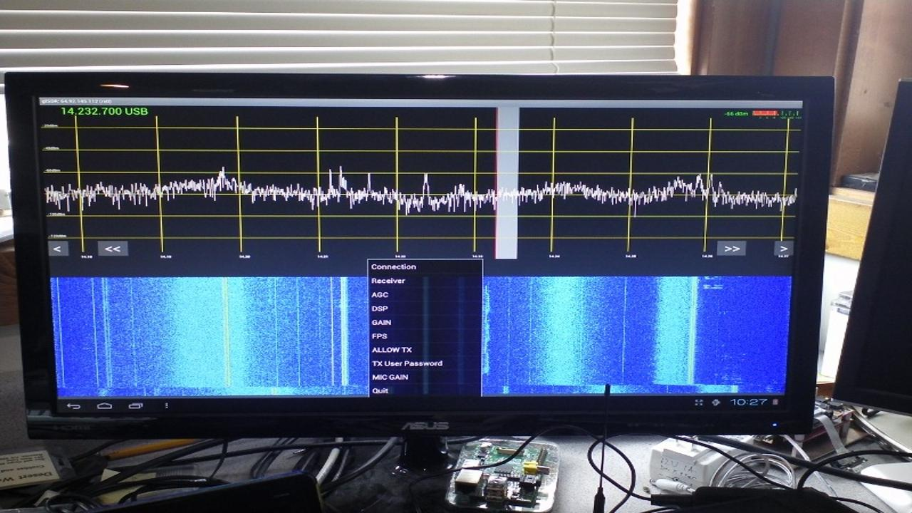 glSDR - screenshot