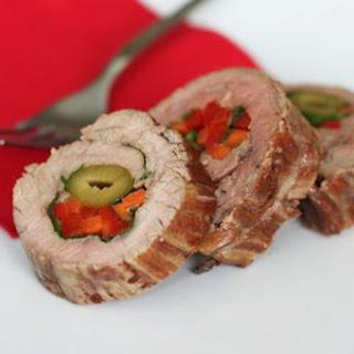 """""""Matambre"""" Rolled Flank Steak"""