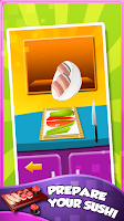 Screenshot of Sushi Maker