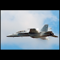 Great planes : F18 hornet logo