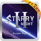 starry night2 Theme GOLauncher