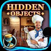 Hidden Object Restaurant Story