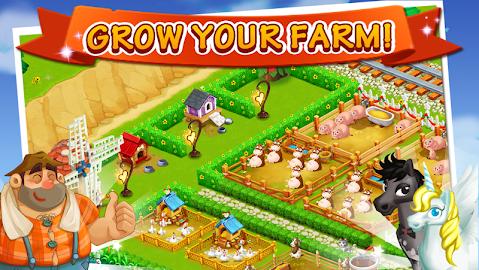 Happy Farm:Candy Day Screenshot 7