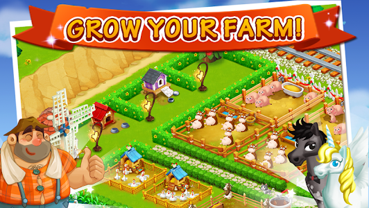 Happy Farm:Candy Day v2.2.8