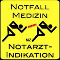 NotfallApp Indikat. Notarzt MZ icon