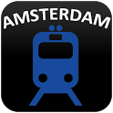 Amsterdam Metro and Tram Map icon