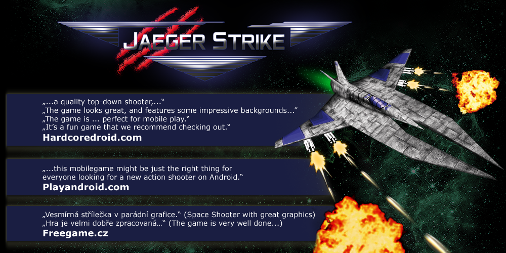Jaeger Strike FREE- screenshot