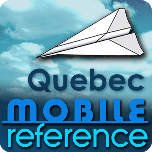 Quebec Province - Guide & Map LOGO-APP點子