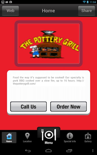 The Pottery Grill