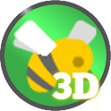 Flappy Bee 3D icon