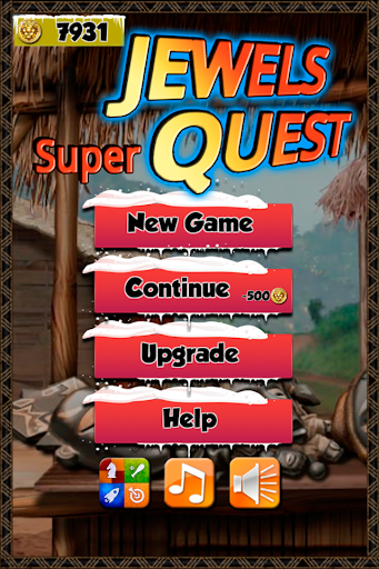 Super Jewels Quest - Christmas