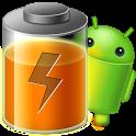 充電が超長持ち♪高性能バッテリー♪(電池節約&残量管理) icon