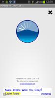 Screenshot of Tambourine Radio