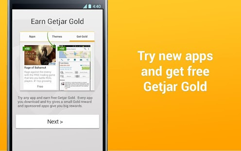 Getjar : Paid Apps for Free- screenshot thumbnail