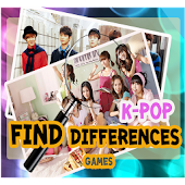 KPOP Find differences games