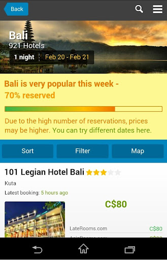 Hotels Tonight Near Me