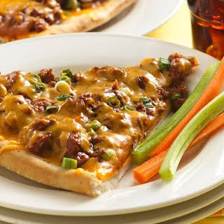 Sloppy Joe Pizza.