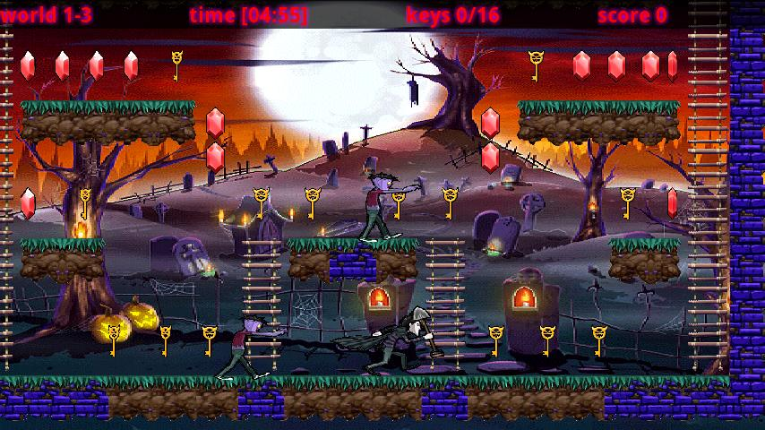 Grave Digger - screenshot
