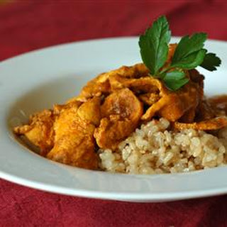 Indian Chicken Curry II.