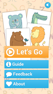 Flashy Flashcards Animal- screenshot thumbnail