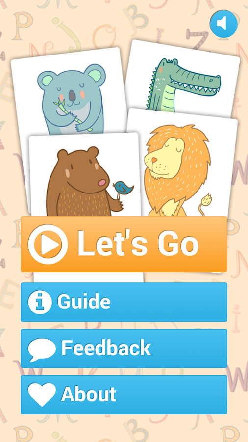 Flashy Flashcards Animal- screenshot