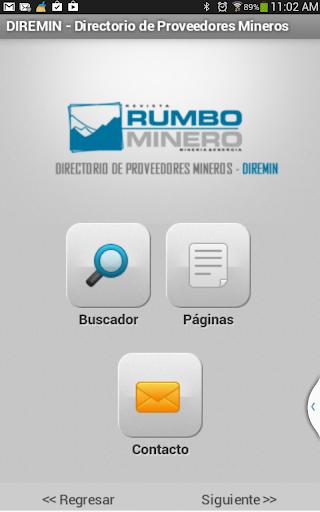 DIREMIN - Directorio Minero