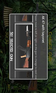 AK-74 Rifle Simulator - screenshot thumbnail