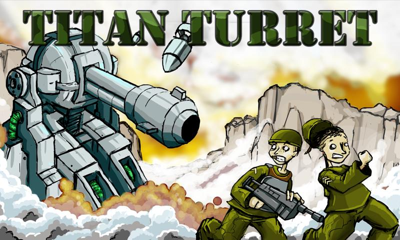 Titan Turret - screenshot