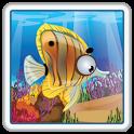 Kids Ocean Fish Scratch Off icon