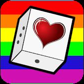 Dés coquins Gay et Lesbienne