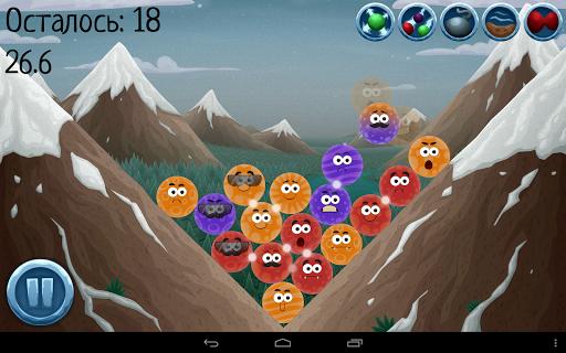 Игра Bubble Couple для планшетов на Android