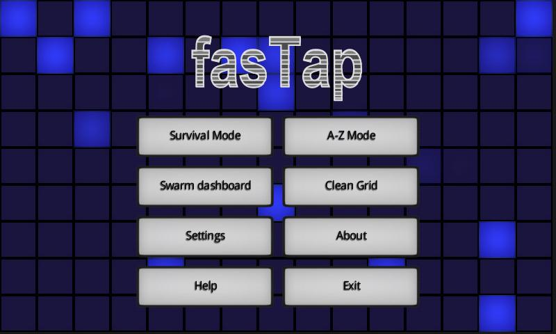 fasTap- screenshot
