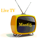Masti5.Live Tv Streaming icon